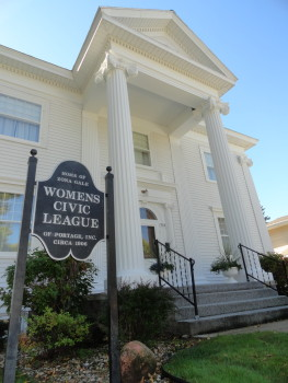 Womens civic league home