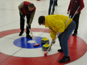 Photo 3 - Curling
